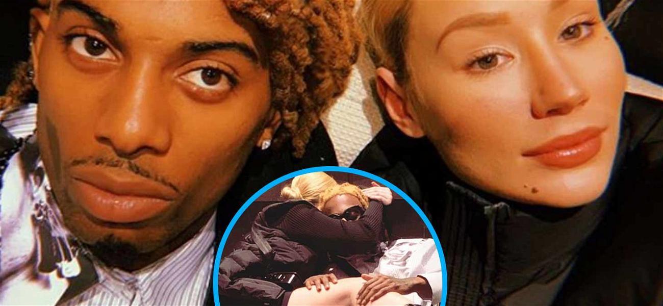 Iggy Azalea Embraces Boyfriend Playboi Carti on Valentine's Day, Slamming Breakup Rumors
