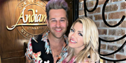 WWE Star Alexa Bliss & Ryan Cabrera Party In Las Vegas After Town Reopens