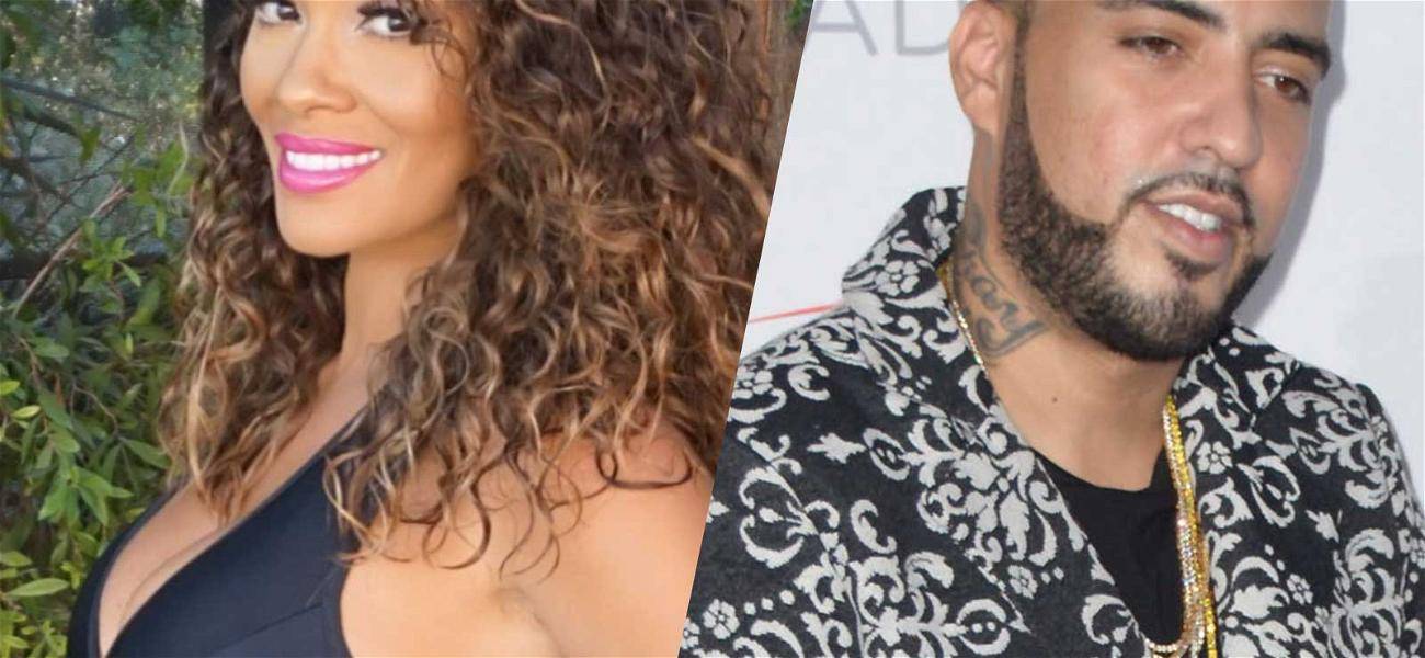 French Montana and Evelyn Lozada Split Up, Remain Friends