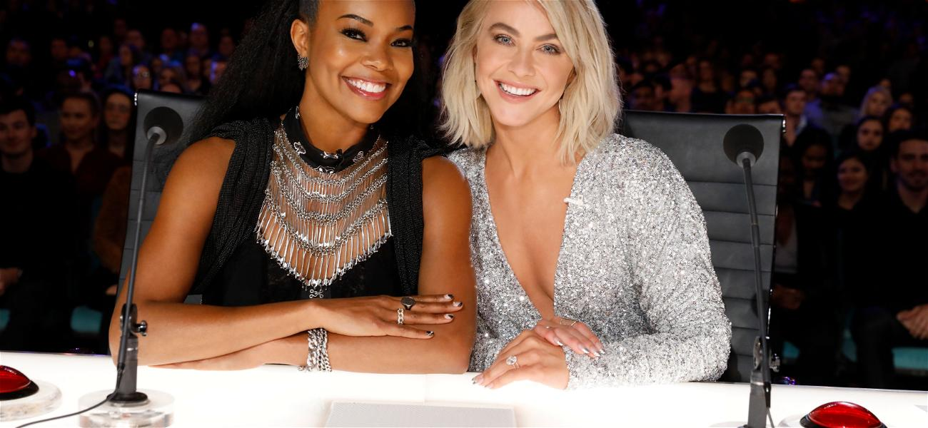 Julianne Hough's Christmas Special Earns Rave Reviews as She Rebounds from 'AGT'