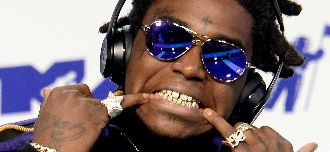 Kodak Black Ordered to Pay $4,000 a Month in Child Support for 2-Year-Old Son