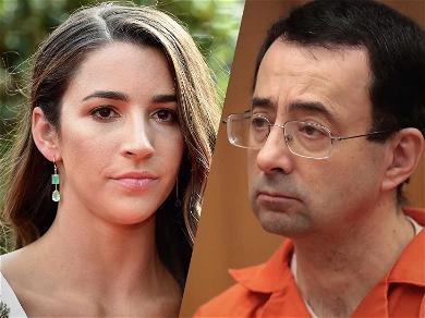 Disgraced Gymnastics Doctor Larry Nassar Pens Letter from Prison Begging to Avoid Deposition from Aly Raisman