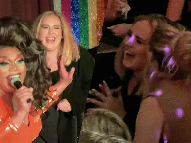 Adele and J Law's Wild Night Out in NYC