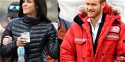 Filming for 'Harry & Meghan: A Royal Romance' is Underway