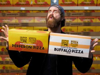 'Epic Meal Time' Guys Score Epic Deal With Walmart for Pizza Jerky