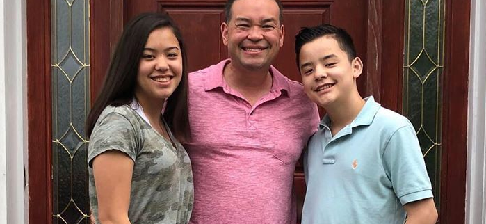 Jon Gosselin Reveals He's Taking Hannah and Collin on Thanksgiving Vacation