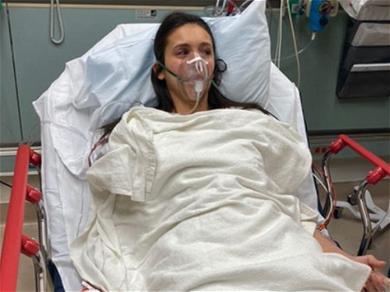 Nina Dobrev Reveals Hospitalization Was For Extreme Allergic Reaction, Anaphylactic Shock