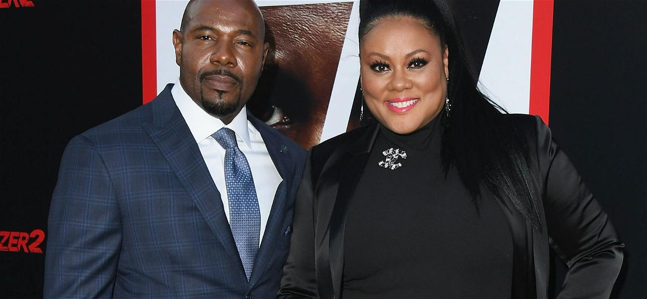 Antoine Fuqua Seen With His Wife For First Time Since Nicole Murphy Kissing Scandal