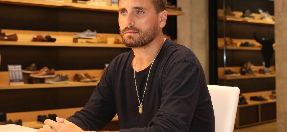 Scott Disick Is Selling Coronavirus Merch For $129 & People Have Thoughts