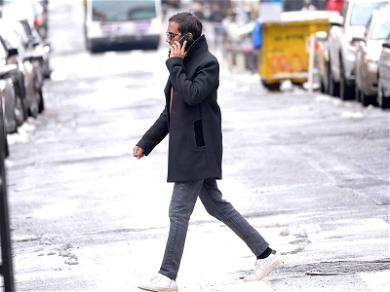 Aziz Ansari Spotted for the First Time Since Sexual Misconduct Claim