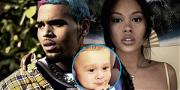 Chris Brown Shares Sweet Shot of Son Aeko After Falling Into Baby Mama Ammika Harris' Comments