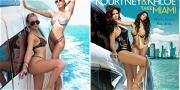 Khloé & Kourtney Kardashian Recreate Iconic Bikini Shot, Look Even Hotter Now