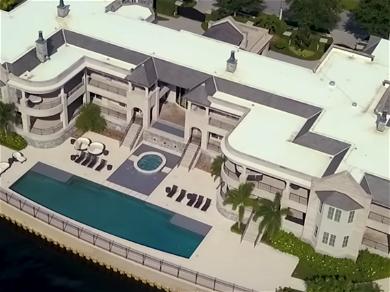 Tom Brady Moves Into Derek Jeter's Florida Mansion — See The Massive House!