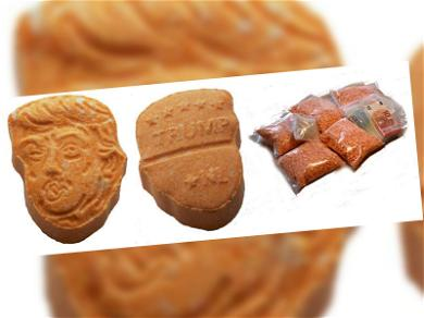 Donald Trump Ecstasy Pills Seized in Germany