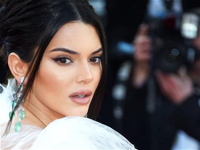 Kendall Jenner Welcomes in the New Year with a Kiss from an Ex-Boyfriend