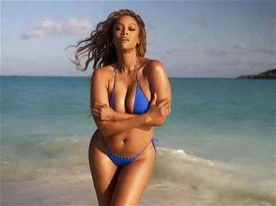 Tyra Banks Dusts Off Her Smize for Return to the Cover of Sports Illustrated