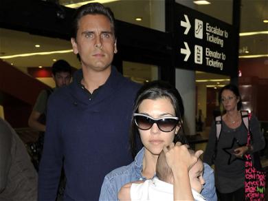 Could Scott Disick Be Trying To Get Kourtney Kardashian Back?