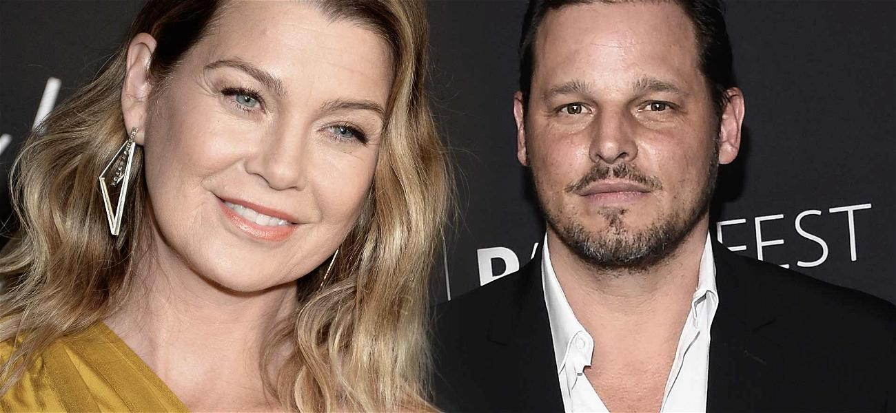 Ellen Pompeo Breaks Silence On Justin Chambers' Shocking 'Grey's Anatomy' Exit