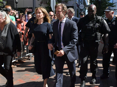 Felicity Huffman Sentenced to Two Weeks in Prison Over College Admissions Scandal