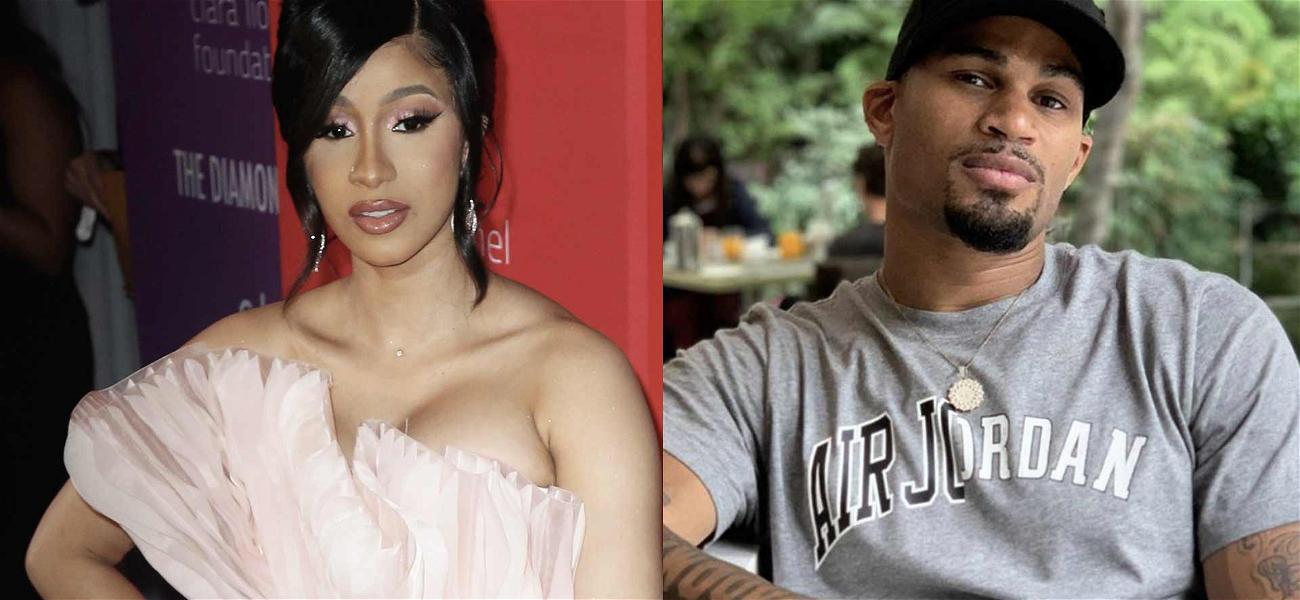 Cardi B Fans Are Drooling Over Her Hot Bodyguard