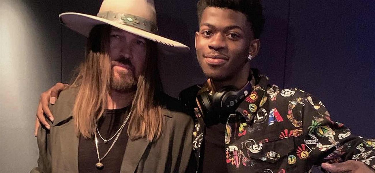 Lil Nas X & Billy Ray Cyrus Remix 'Old Town Road' After Billboard Snub