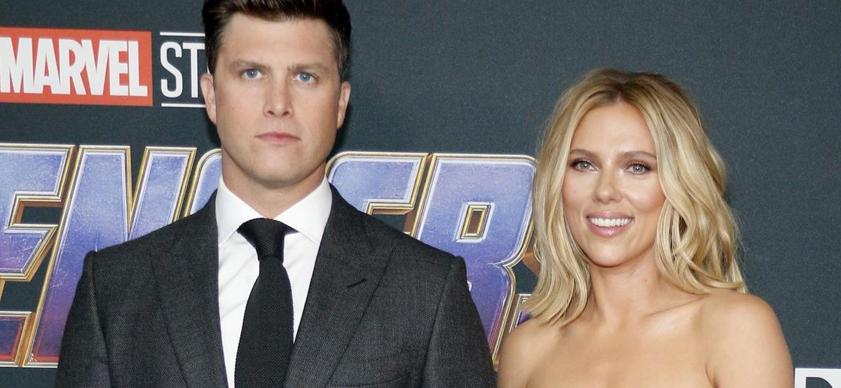Colin JostTakes Over Wife Scarlett Johansson's Chat Session With Drag Queens