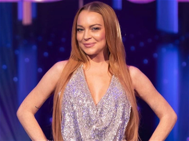 Lindsay Lohan Not Being Replaced On 'Masked Singer' Season Two