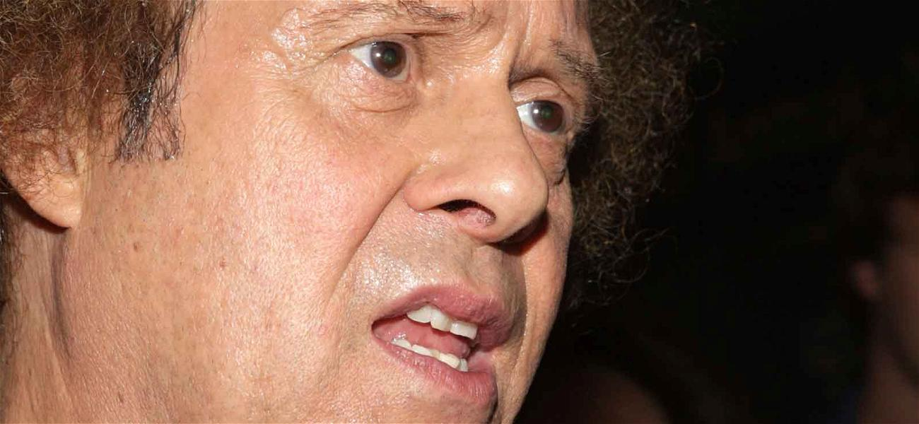 P.I. Charged for Allegedly Planting Tracking Device on Richard Simmons' Car