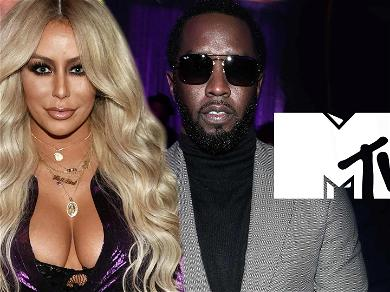 Aubrey O'Day Fires Shots at Diddy, MTV Over 'Making The Band' Reboot
