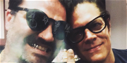 Bam Margera Reunites With 'Jackass' Co-Star Johnny Knoxville While Meeting With Dr. Phil