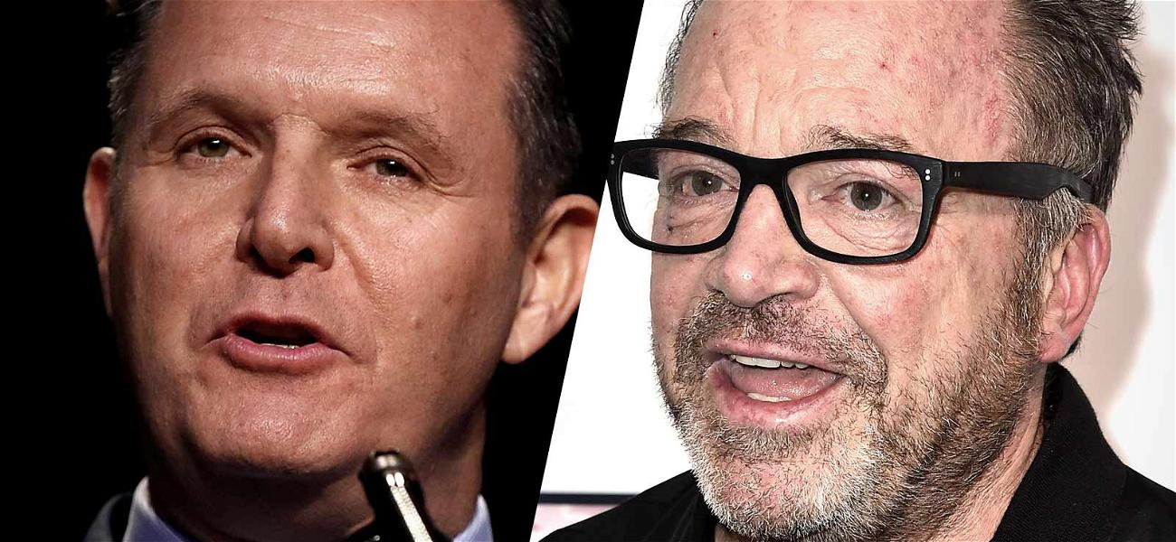Mark Burnett Will Not Be Charged for Allegedly Attacking Tom Arnold