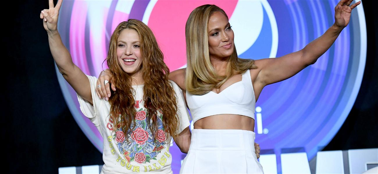 Jennifer Lopez Shares A Super Bowl Message With Shakira Ahead Of Their Halftime Show