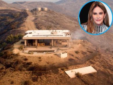 Caitlyn Jenner's House Still Standing, Did Not Burn Down