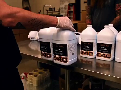 Rapper E-40 Donates 1,000 Gallons Of Hand Sanitizer To California Prisons