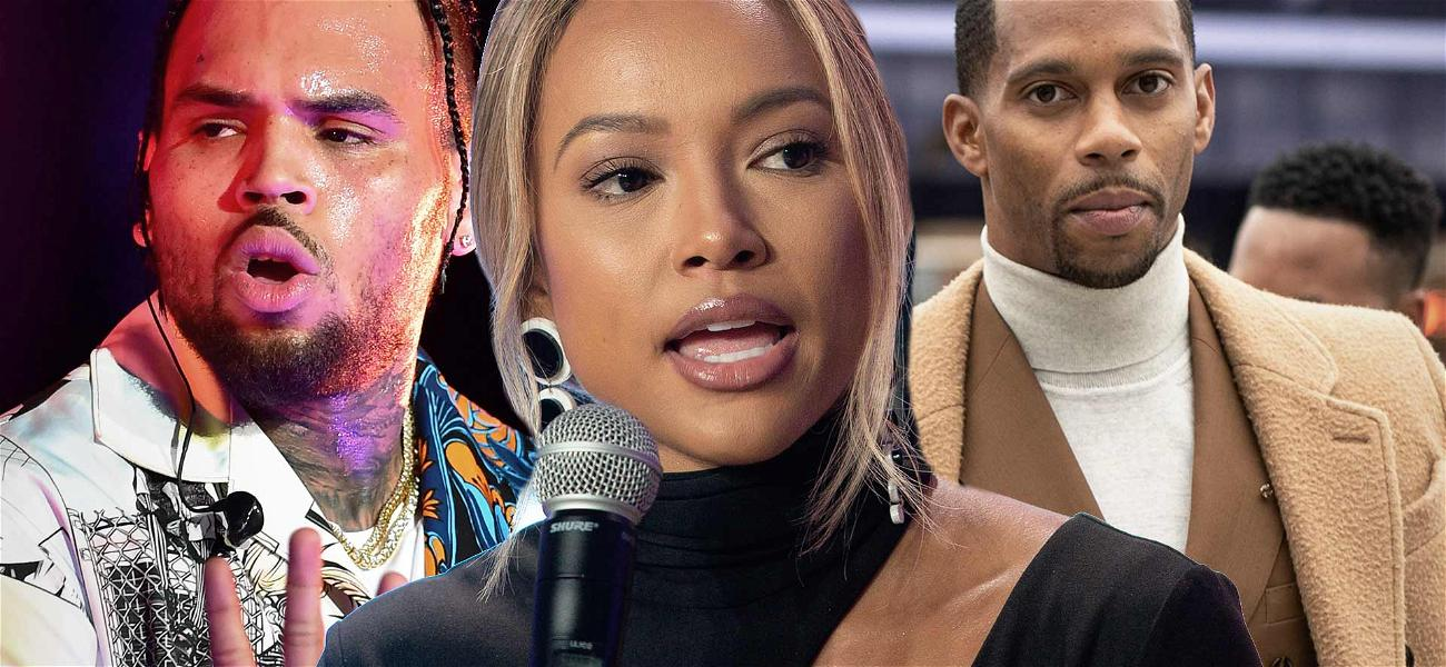 Chris Brown Attempts to Shade Karrueche's Boyfriend, Fails Miserably Without Spellcheck