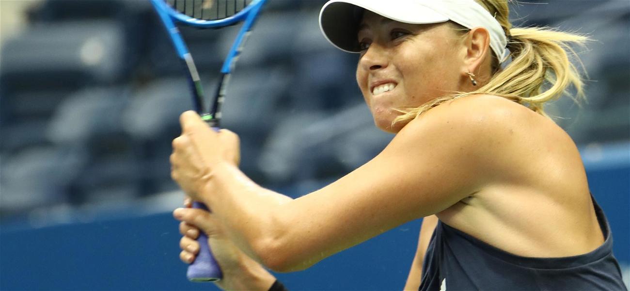 Werk It: Maria Sharapova Gearing Up for US Open
