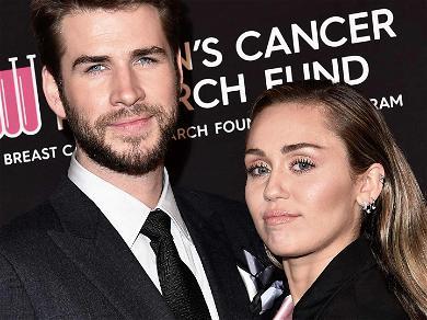 Miley Cyrus Pokes Fun at Liam Hemsworth Breakup Rumors on 10-Year Anniversary