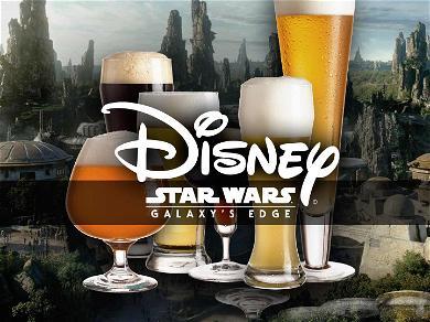 Disney Registers Line of 'Star Wars' Alcohol: 'Gamorrean Ale' & 'Imperial Guard' Wine