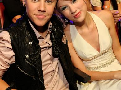 Taylor Swift Kicks Justin Bieber Out Of The Gym