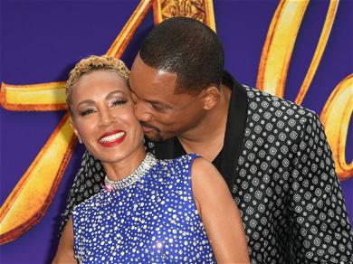 Jada Pinkett Smith Hints At 'Healing' Regarding Alsina Romance Claims