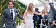 Gwyneth Paltrow & Brad Falchuk's Wedding Photos Are Every Goop Fan's Dream