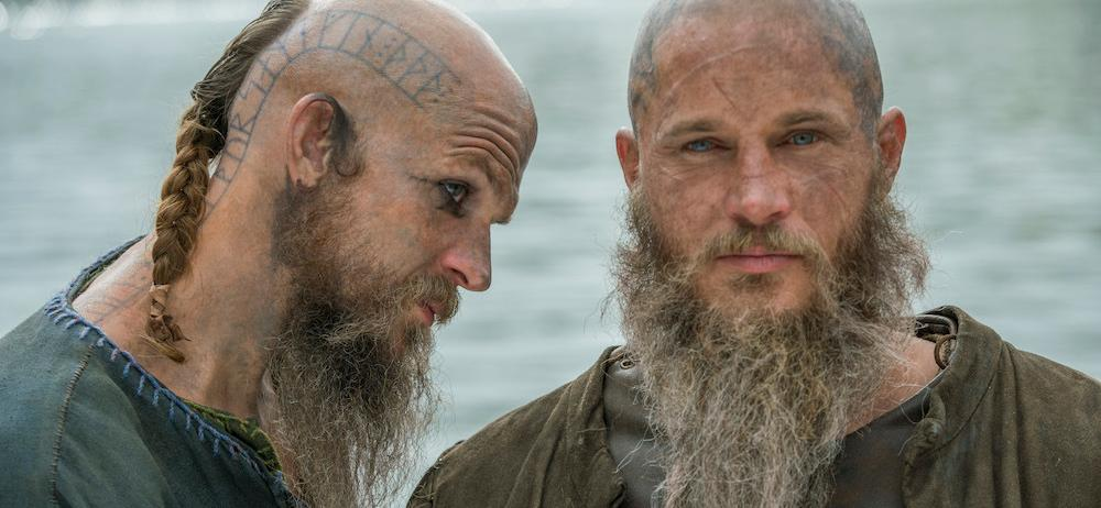 Watch The Most Hilarious Bloopers And Outtakes From 'Vikings'