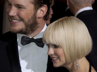 Chris Pratt Moves to Divorce Anna Faris in Coordinated Court Filings