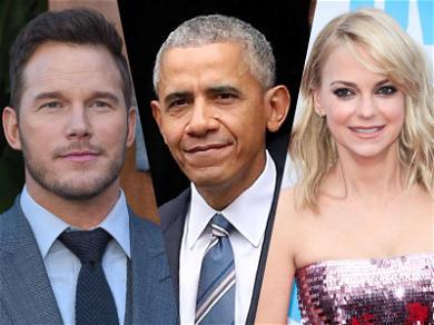 Chris Pratt & Anna Faris' Divorce Judge Has Cool Barack Obama Connection