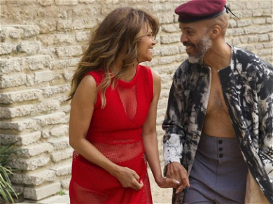 Halle Berry Flaunts Sexy PDA With Boyfriend, Calls Herself His 'Groupie!'