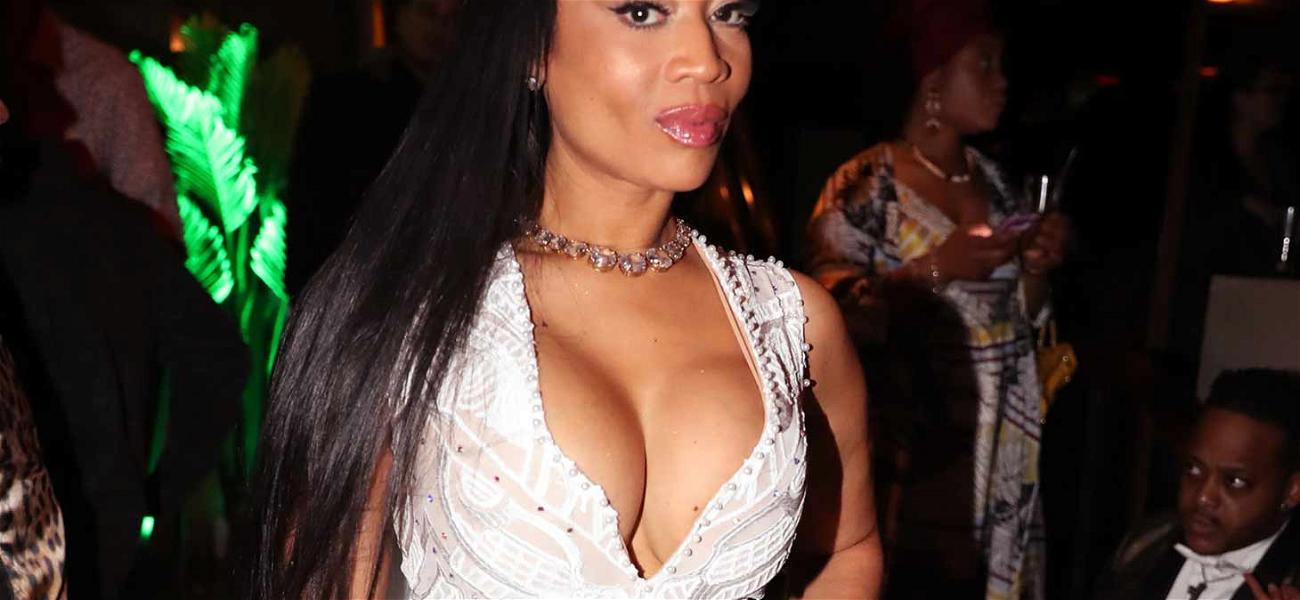 'Love & Hip Hop' Star Mimi Faust Facing Serious Financial Problems, Hit with $156,000 Tax Lien