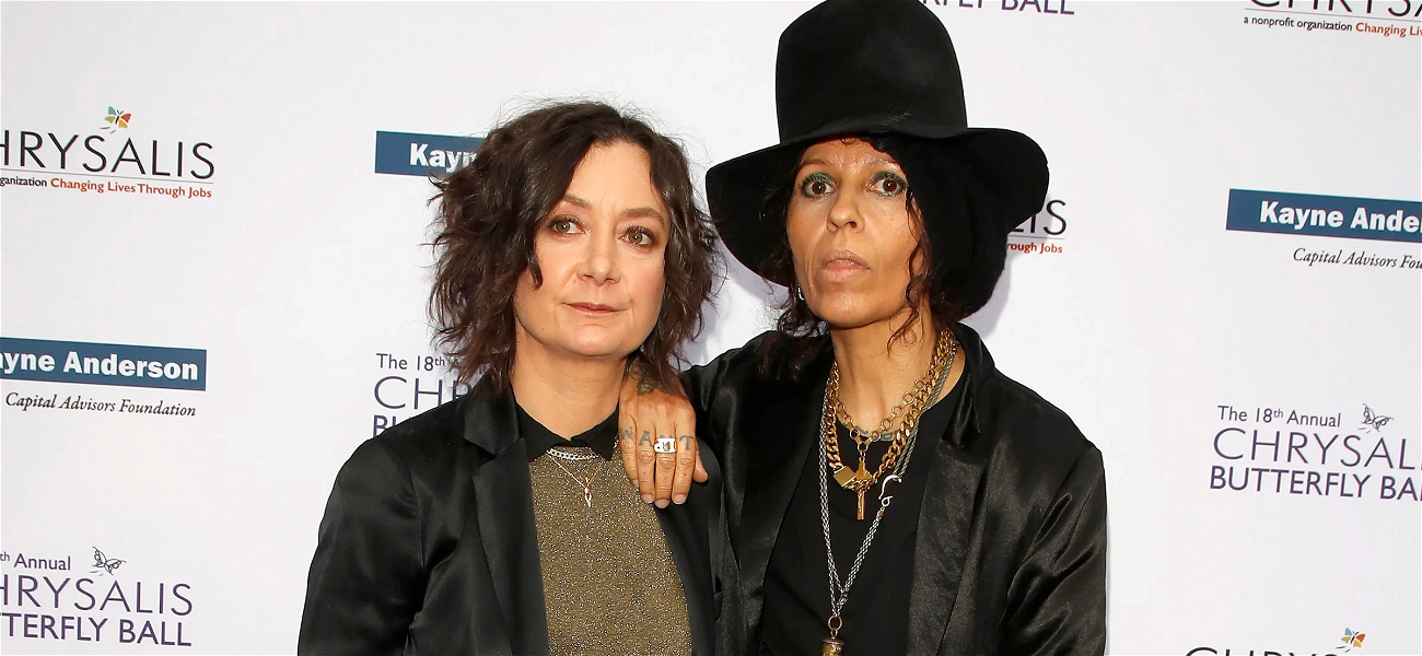 'The Conners' Sara Gilbert Settles Separation With Linda Perry