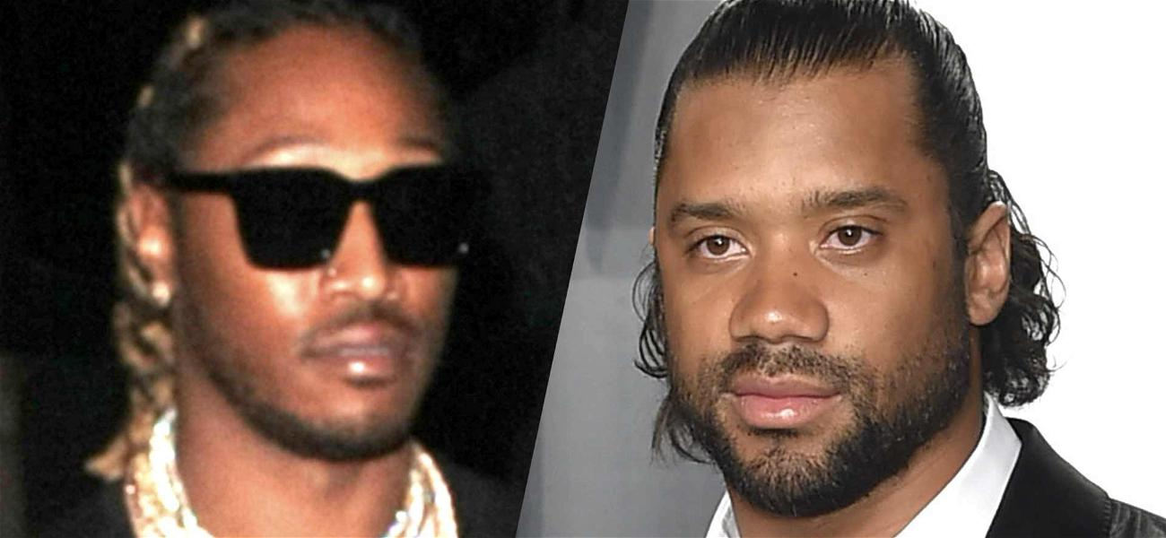 Rapper Future & Russell Wilson Wish Baby Future A Happy Birthday With Sweet Tributes