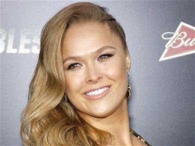 Congratulations! Ronda Rousey Expecting First Child With Husband Travis Browne
