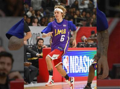 Justin Bieber Loses MVP Title, Wins Our Hearts At NBA All-Star Celebrity Game
